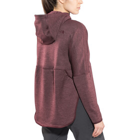 The North Face W's Cozy Slacker Full Zip Jacket Fig Heather